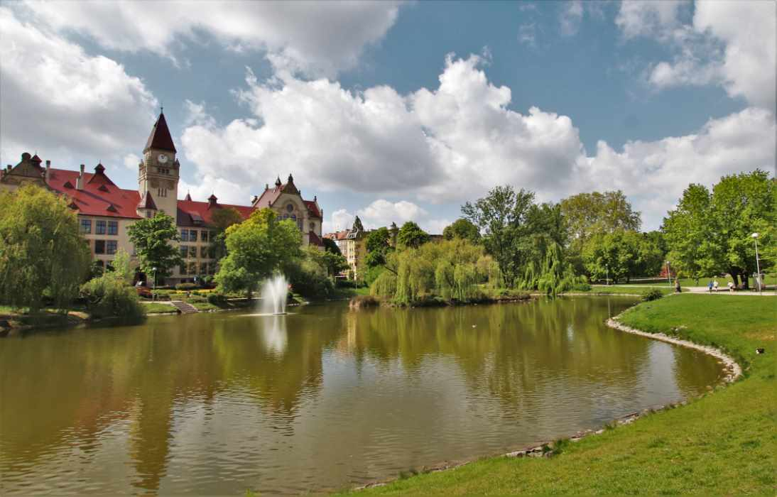 park-wroclaw