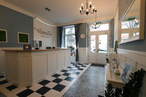 Vanilla Hostel - Recepcja